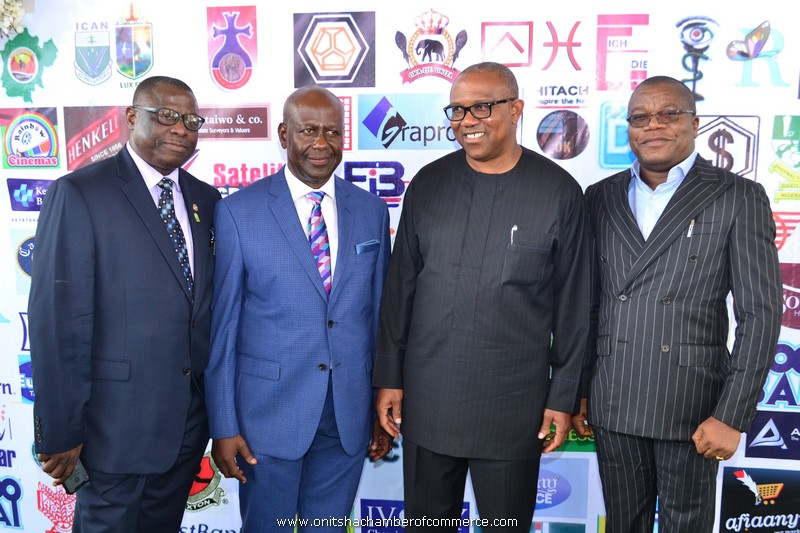 Onitsha Chambers of Commerce, Industry, Mines and Agriculture has Inaugurated its 2019/2021 Council and the thirteenth President of the Council.